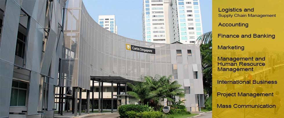 Curtin singapore study abroad