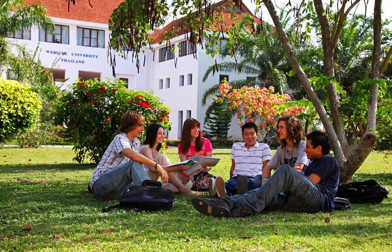 webster university thailand studie i udlandet