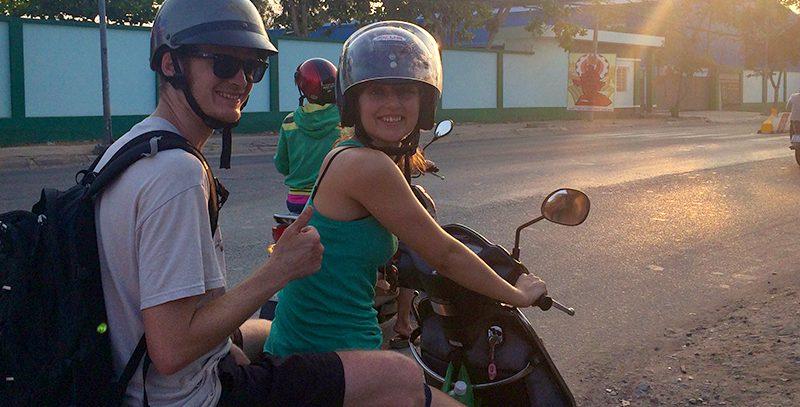 holger kyhl motorbike praktik vietnam