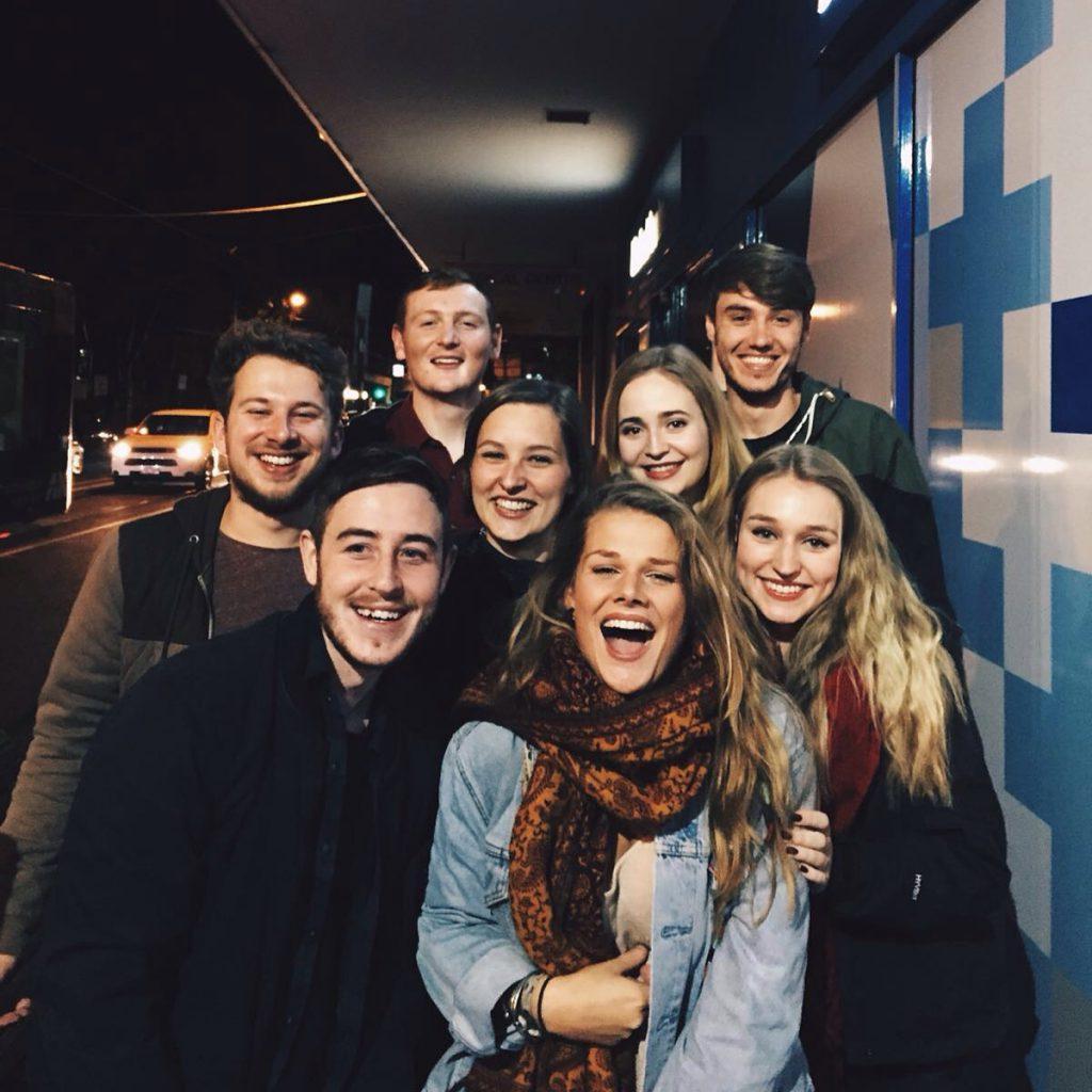 studer i australien kandidat i udlandet