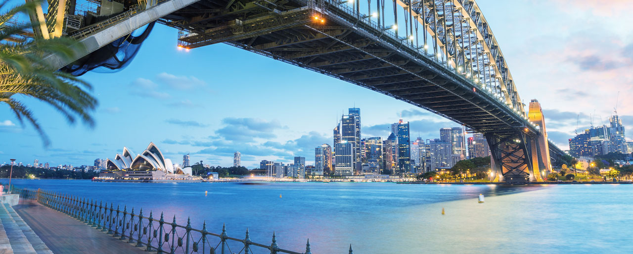 praktik i australien sydney