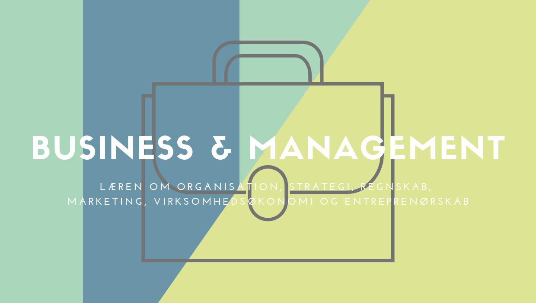 laes business management-fag-uddannelse i udlandet studier universitet