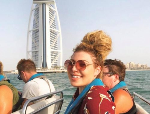 dubai praktik i udlandet hotel turisme wissam
