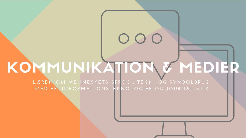 laes fag kommunikation medier i udlandet uddannelse universitet