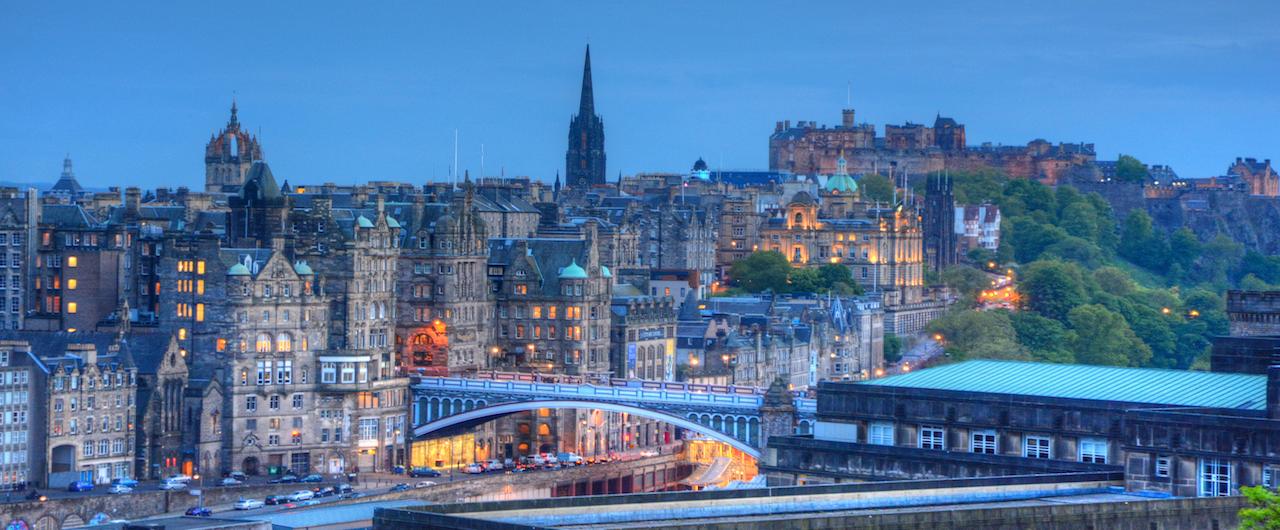 Skotland study abroad praktik